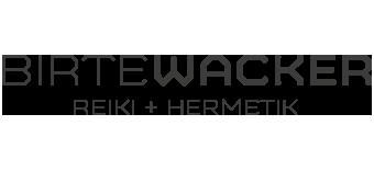 Birte Wacker - Reiki + Hermetik